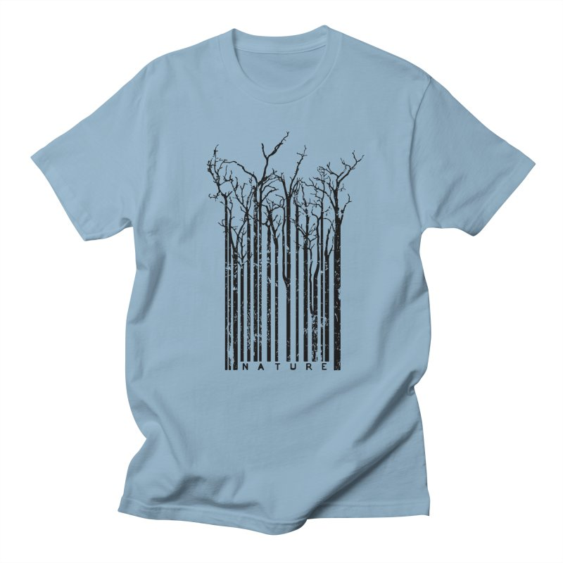 Nature's Identity Men's T-Shirt by McMaster Design