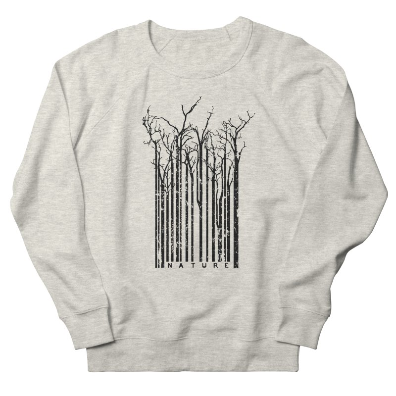 Nature's Identity Men's Sweatshirt by McMaster Design