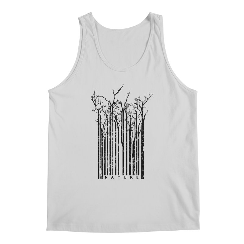 Nature's Identity Men's Tank by McMaster Design