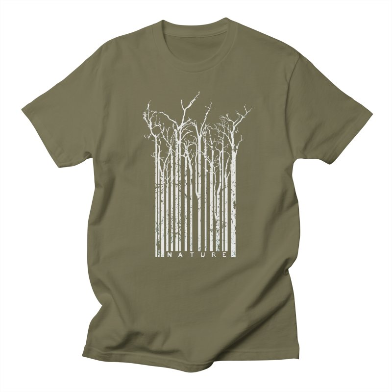 Nature's Identity II Men's T-shirt by McMaster Design