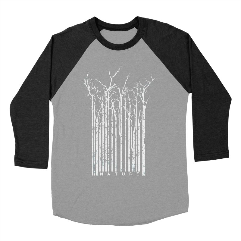 Nature's Identity II Men's Baseball Triblend T-Shirt by McMaster Design