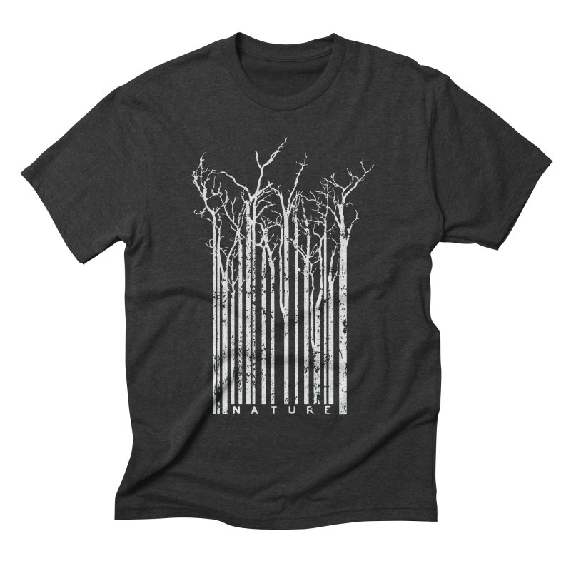 Nature's Identity II Men's Triblend T-shirt by McMaster Design