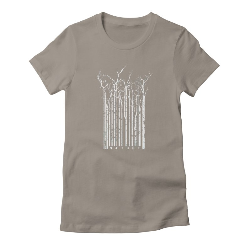 Nature's Identity II Women's Fitted T-Shirt by McMaster Design