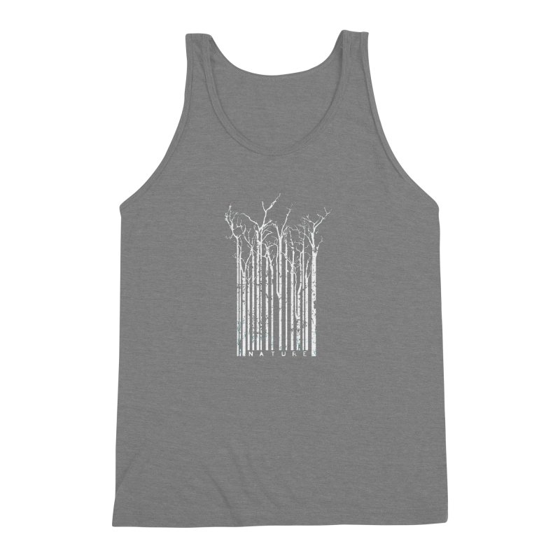 Nature's Identity II Men's Triblend Tank by McMaster Design