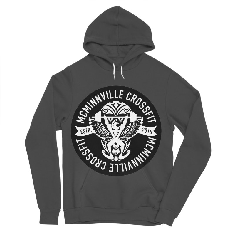 McMinnville CrossFit Tribal Women's Sponge Fleece Pullover Hoody by McMinnville CrossFit Merch