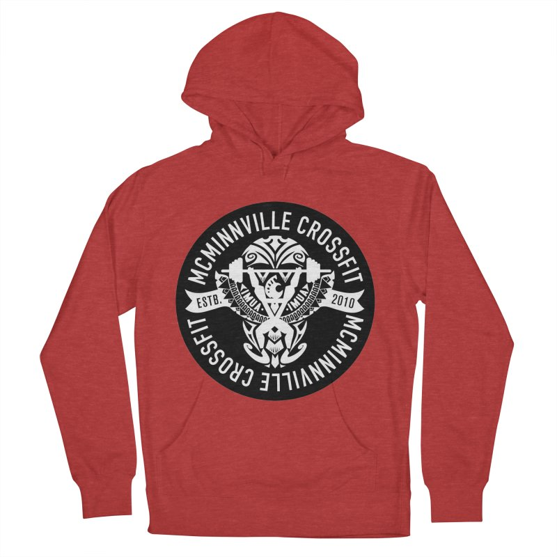 McMinnville CrossFit Tribal Women's Pullover Hoody by McMinnville CrossFit Merch