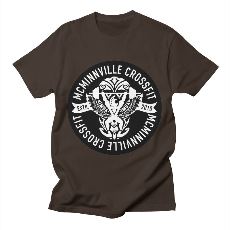 McMinnville CrossFit Tribal Men's T-Shirt by McMinnville CrossFit Merch