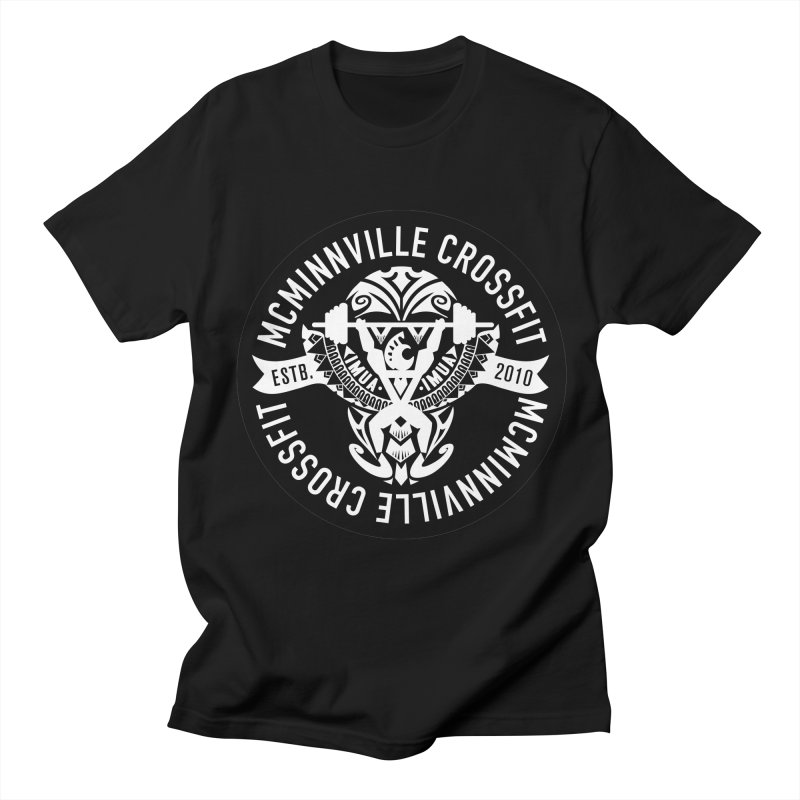 McMinnville CrossFit Tribal Women's Regular Unisex T-Shirt by McMinnville CrossFit Merch