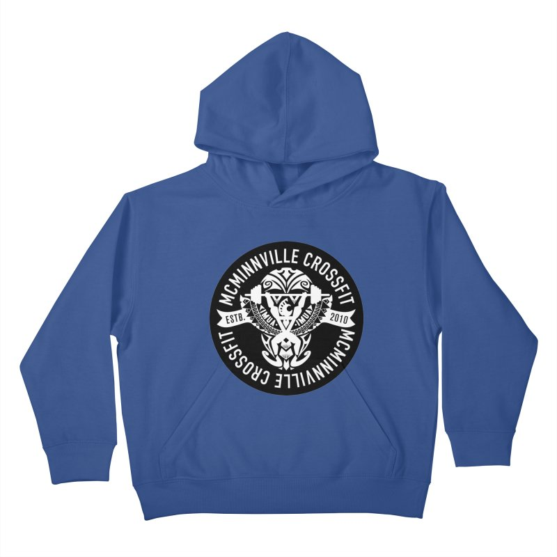 McMinnville CrossFit Tribal Kids Pullover Hoody by McMinnville CrossFit Merch