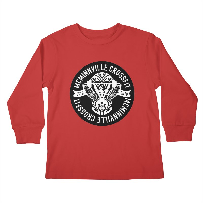 Kids None by McMinnville CrossFit Merch