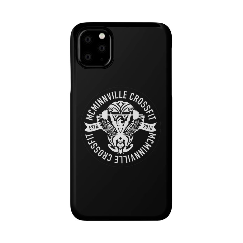 McMinnville CrossFit Tribal Accessories Phone Case by McMinnville CrossFit Merch