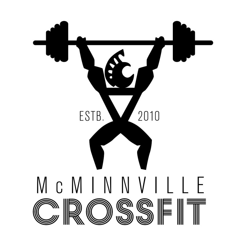 Petro McMinnville CrossFit Women's V-Neck by McMinnville CrossFit Merch