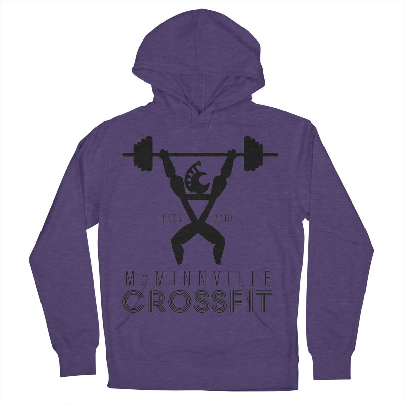Petro McMinnville CrossFit Men's French Terry Pullover Hoody by McMinnville CrossFit Merch