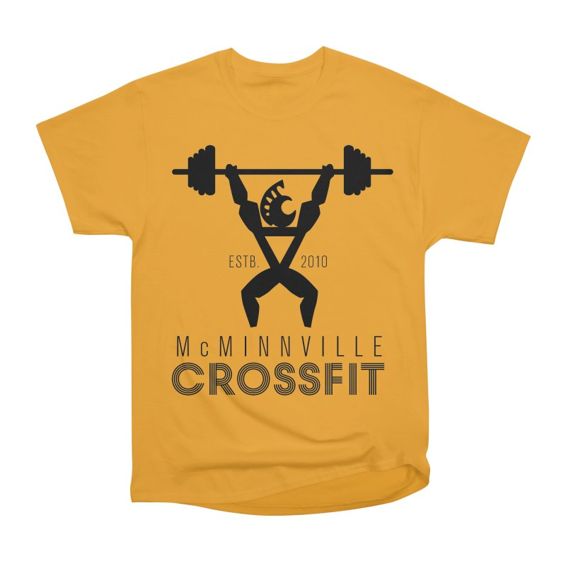 Petro McMinnville CrossFit Women's Heavyweight Unisex T-Shirt by McMinnville CrossFit Merch