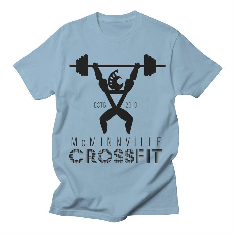 Petro McMinnville CrossFit Women's Regular Unisex T-Shirt by McMinnville CrossFit Merch