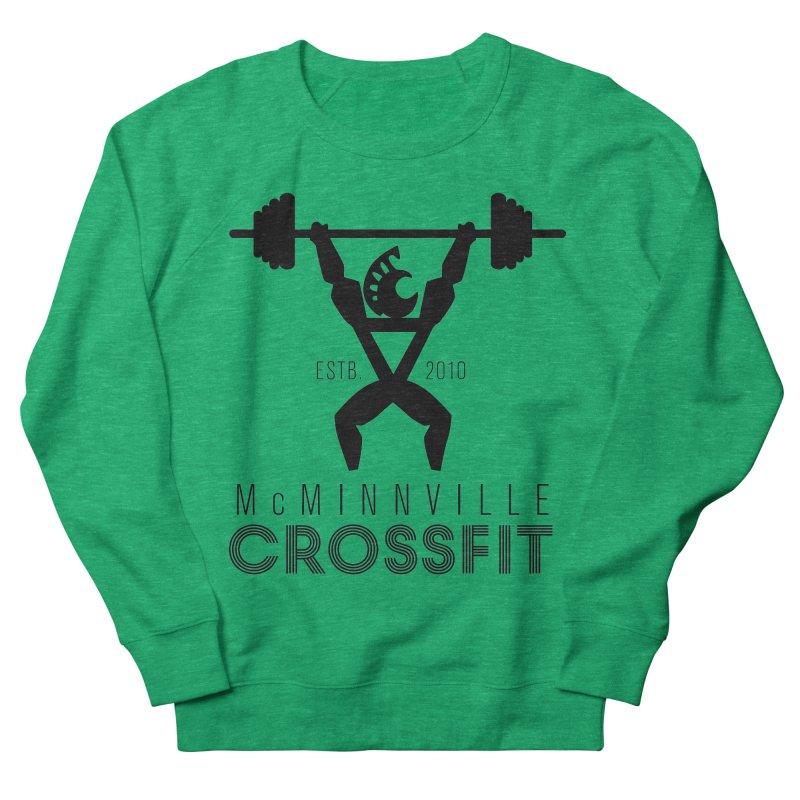 Petro McMinnville CrossFit Men's French Terry Sweatshirt by McMinnville CrossFit Merch