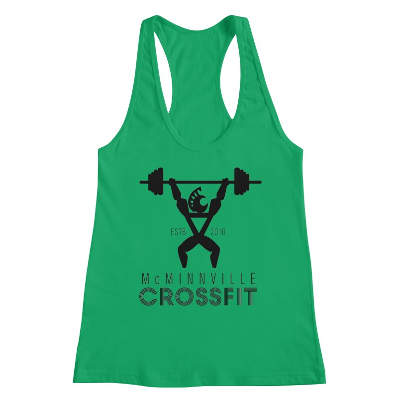 Petro McMinnville CrossFit Women's Tank by McMinnville CrossFit Merch
