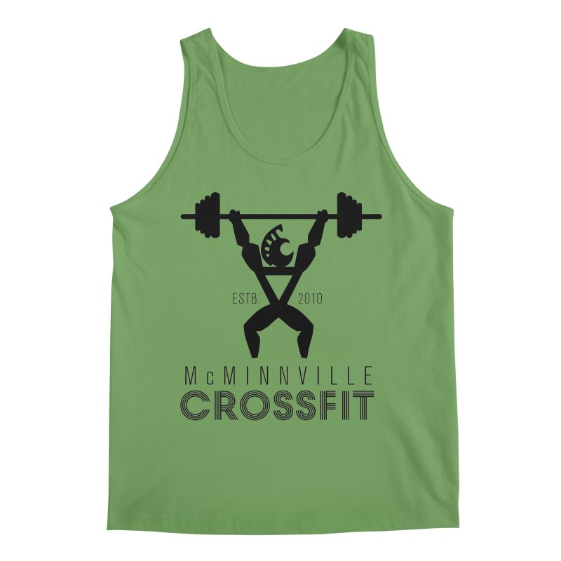 Petro McMinnville CrossFit Men's Tank by McMinnville CrossFit Merch