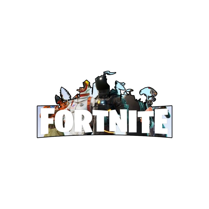 mcristin fortnite logo characters accessories phone case