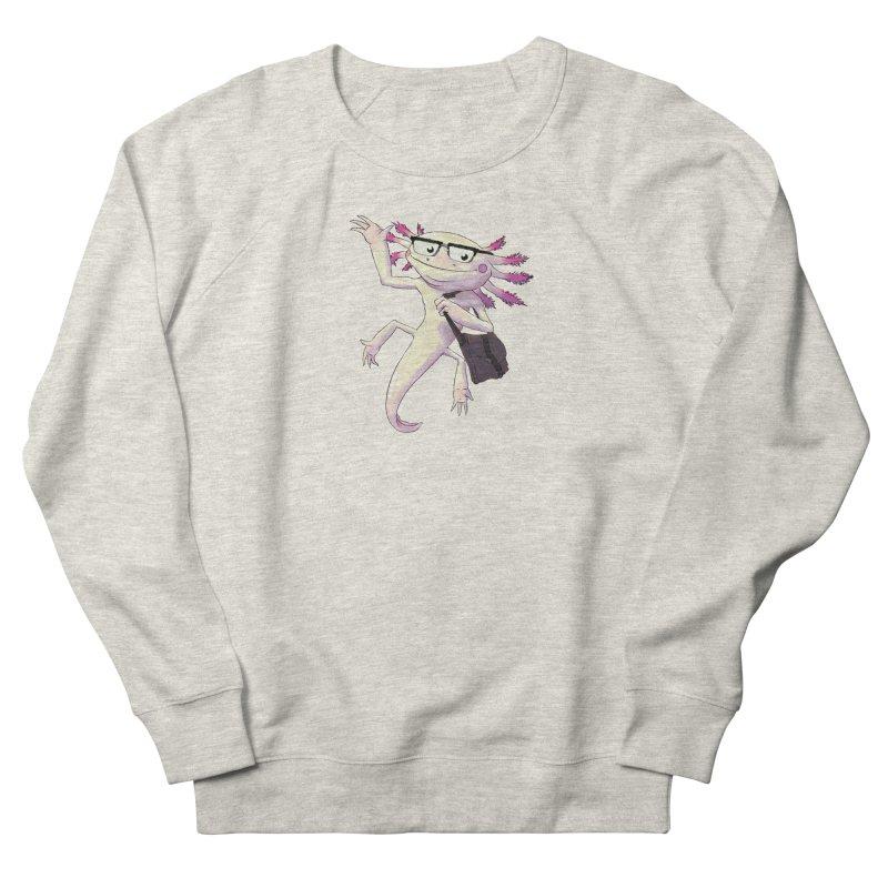 A is for Axolotl Women's Sweatshirt by mcthrill's Artist Shop