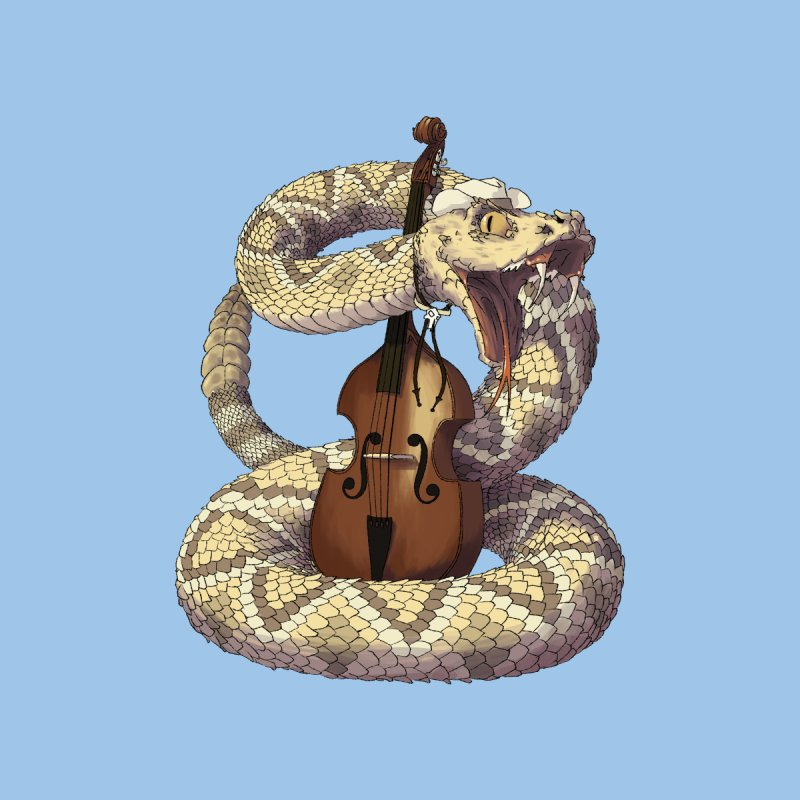 D is for Diamondback by mcthrill's Artist Shop