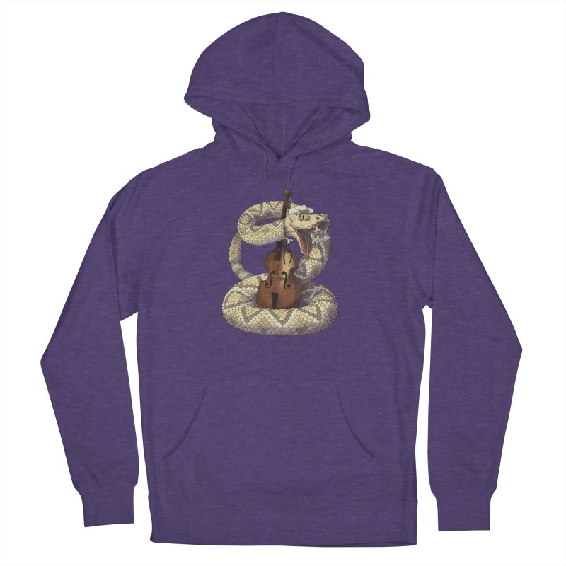 D is for Diamondback Women's French Terry Pullover Hoody by mcthrill's Artist Shop