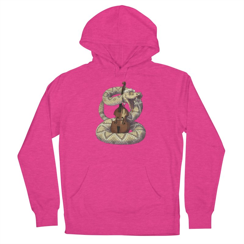 D is for Diamondback Women's Pullover Hoody by mcthrill's Artist Shop