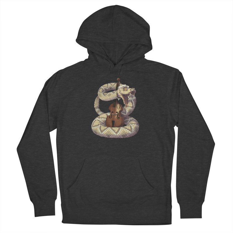 D is for Diamondback Men's French Terry Pullover Hoody by mcthrill's Artist Shop