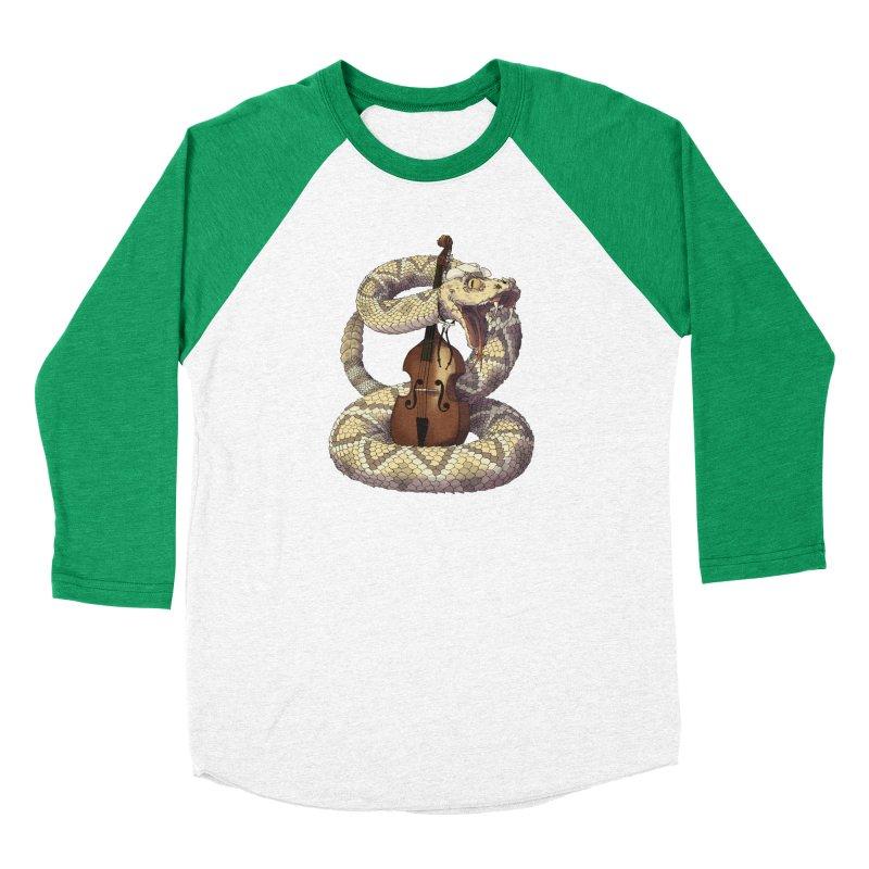 D is for Diamondback Men's Baseball Triblend T-Shirt by mcthrill's Artist Shop