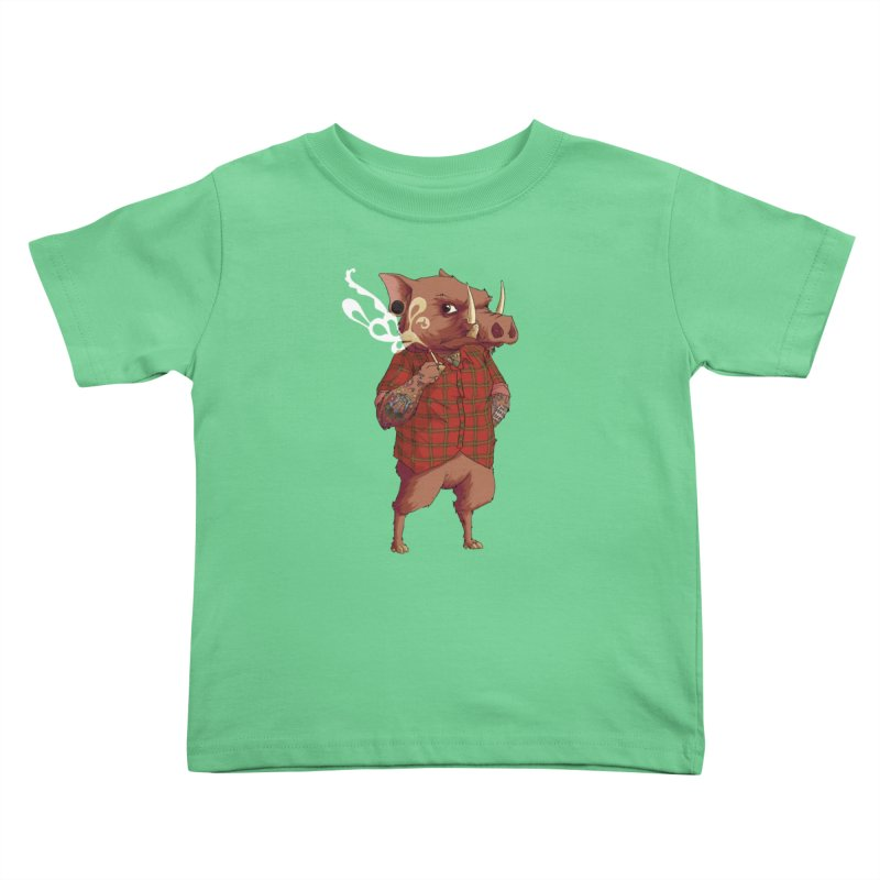 B is for Babirusa   by mcthrill's Artist Shop