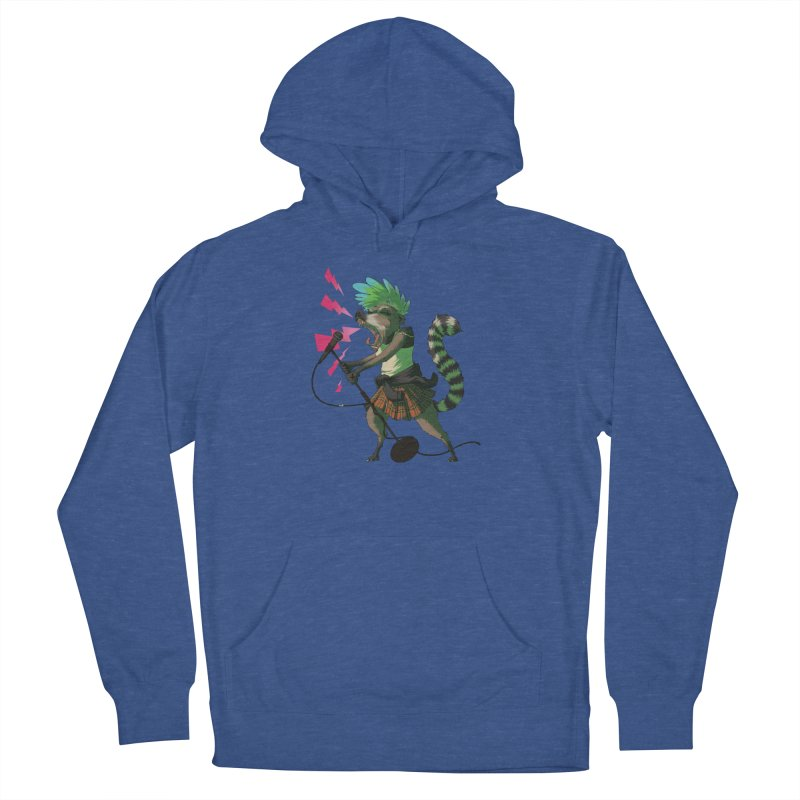 C is for Coatimundi Women's French Terry Pullover Hoody by mcthrill's Artist Shop
