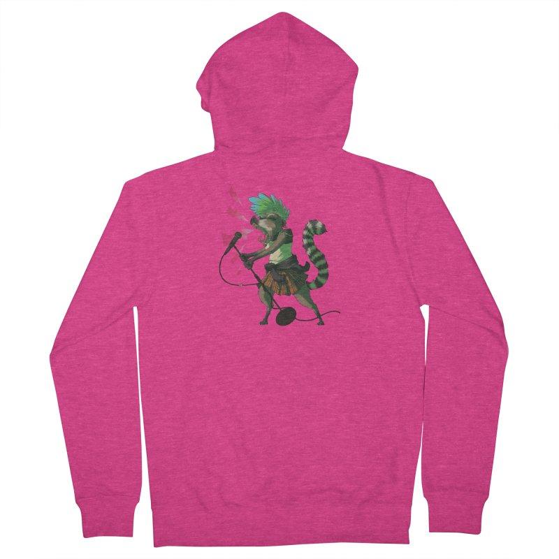 C is for Coatimundi Women's Zip-Up Hoody by mcthrill's Artist Shop