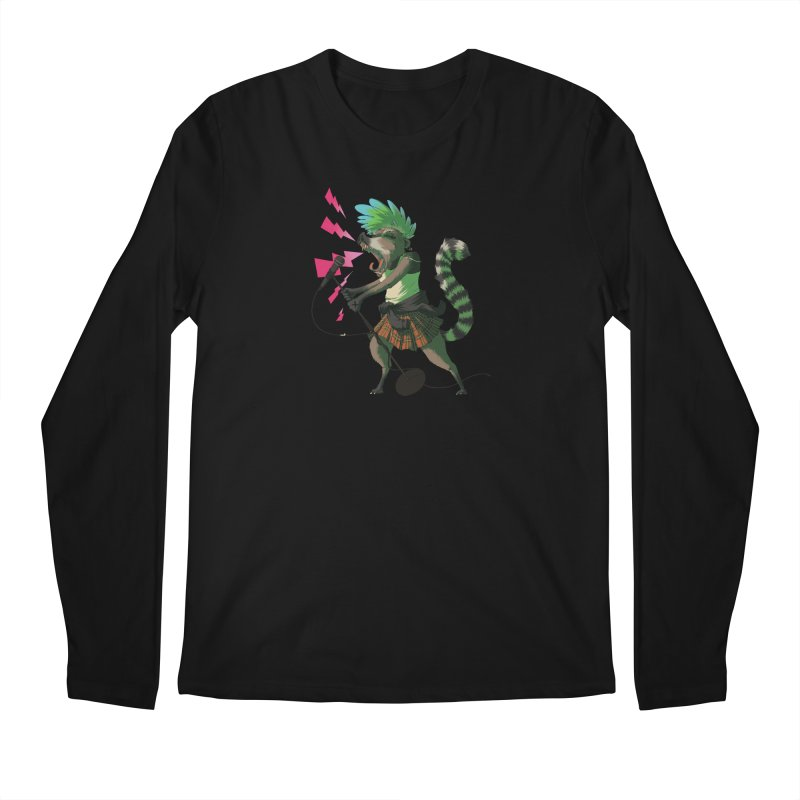 C is for Coatimundi Men's Regular Longsleeve T-Shirt by mcthrill's Artist Shop