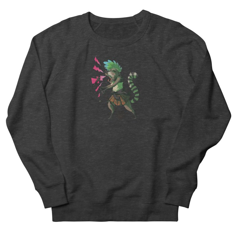 C is for Coatimundi Women's French Terry Sweatshirt by mcthrill's Artist Shop