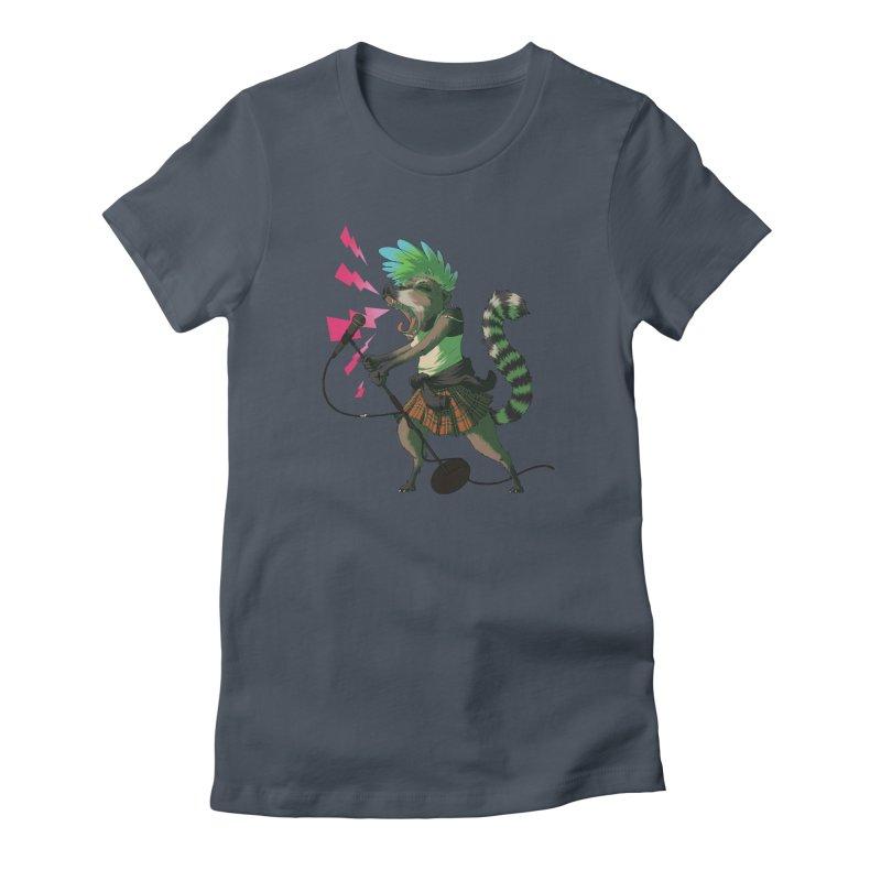 C is for Coatimundi Women's T-Shirt by mcthrill's Artist Shop