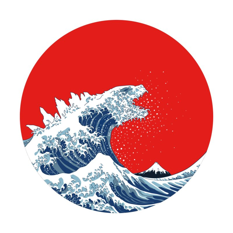 Hokusai Kaiju None  by Mdk7's Artist Shop