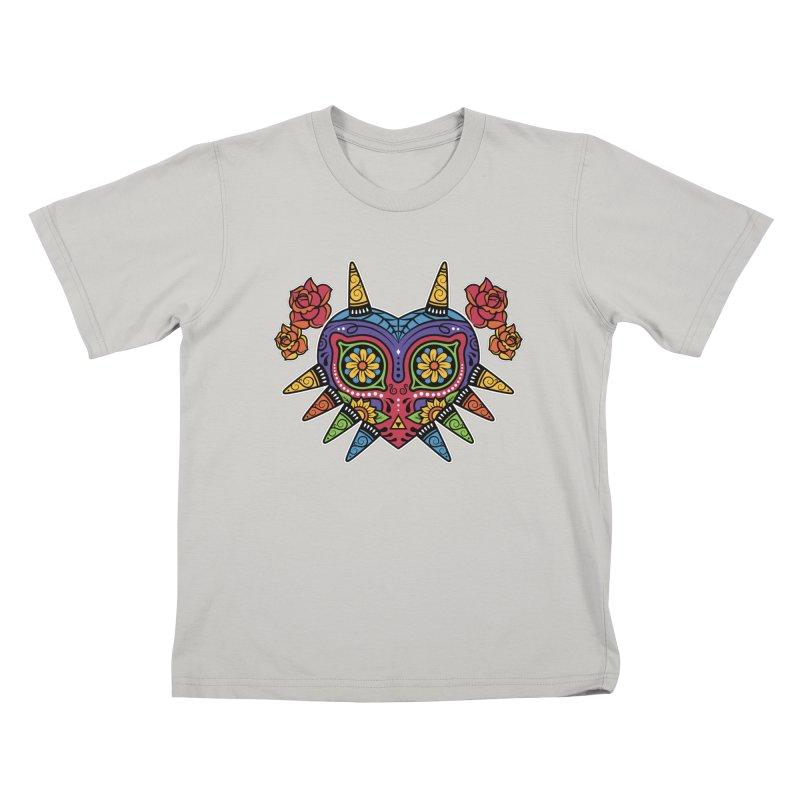 El Dia de la Majora Kids T-Shirt by Mdk7's Artist Shop