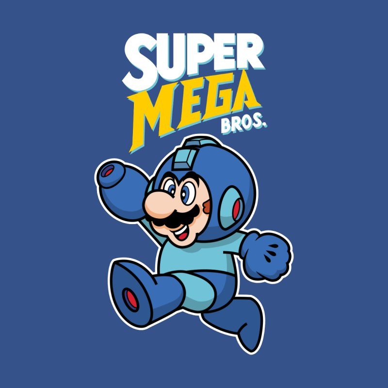 Super Mega Bros  by Mdk7's Artist Shop