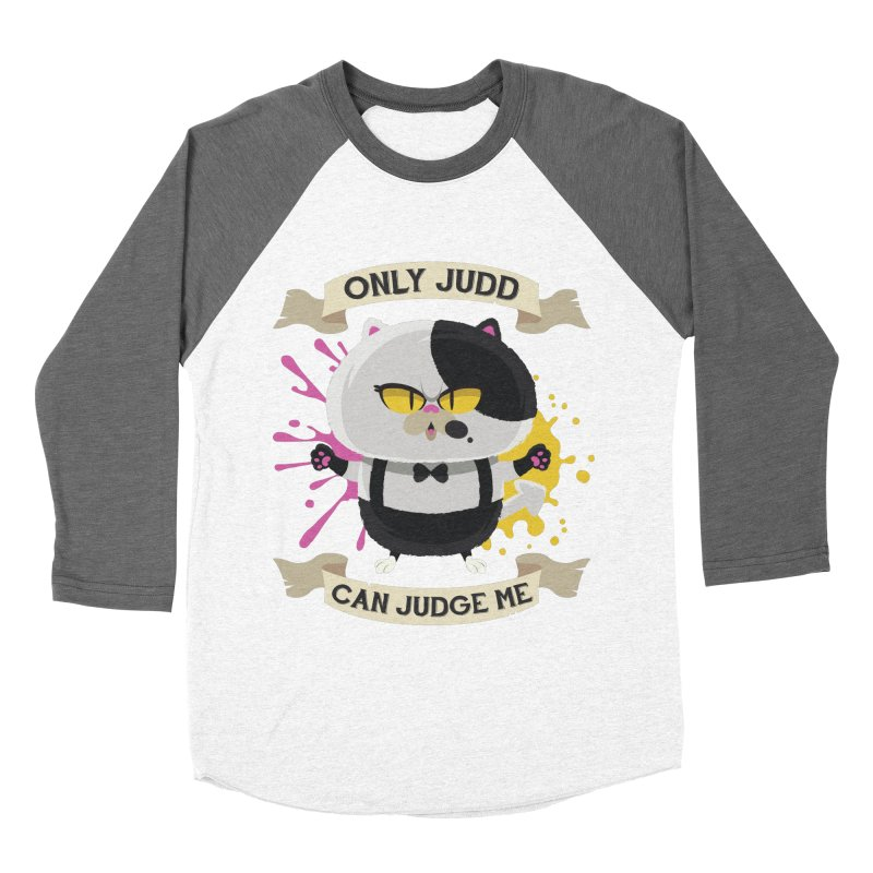 Only Judd Can Judge Me Men's  by Mdk7's Artist Shop