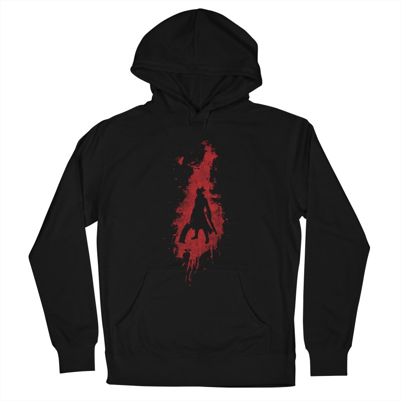 Born in Blood Men's French Terry Pullover Hoody by Mdk7's Artist Shop