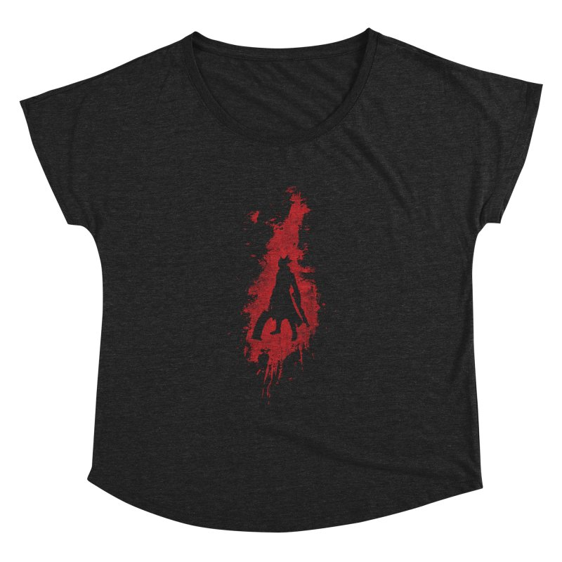 Born in Blood Women's Dolman by Mdk7's Artist Shop