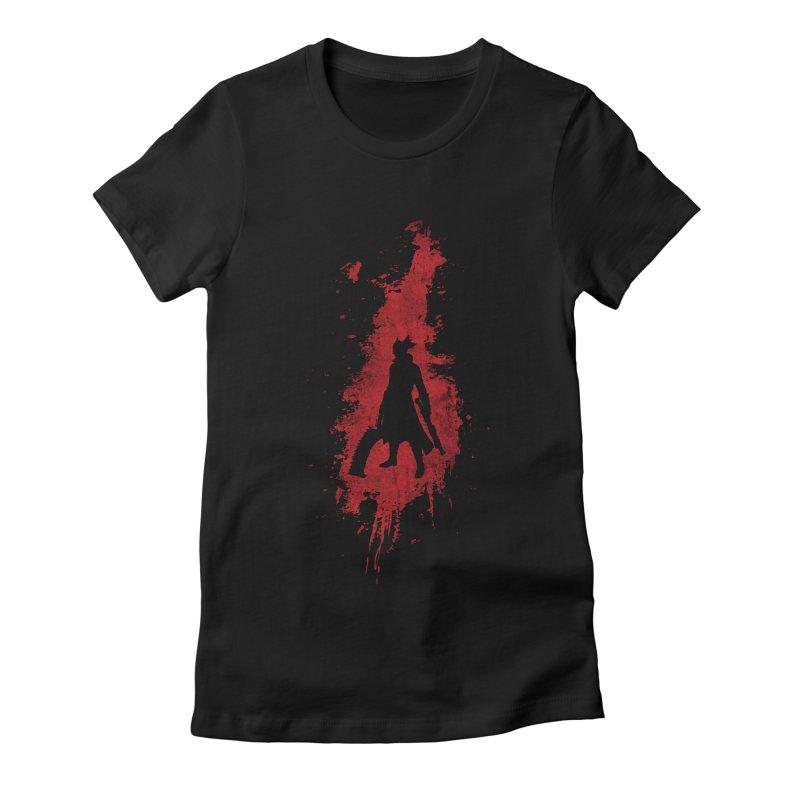 Born in Blood Women's  by Mdk7's Artist Shop