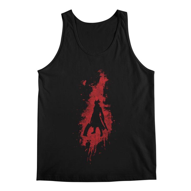 Born in Blood Men's Regular Tank by Mdk7's Artist Shop