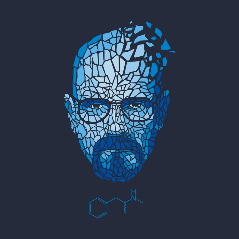 Crystal Heisenberg None  by Mdk7's Artist Shop