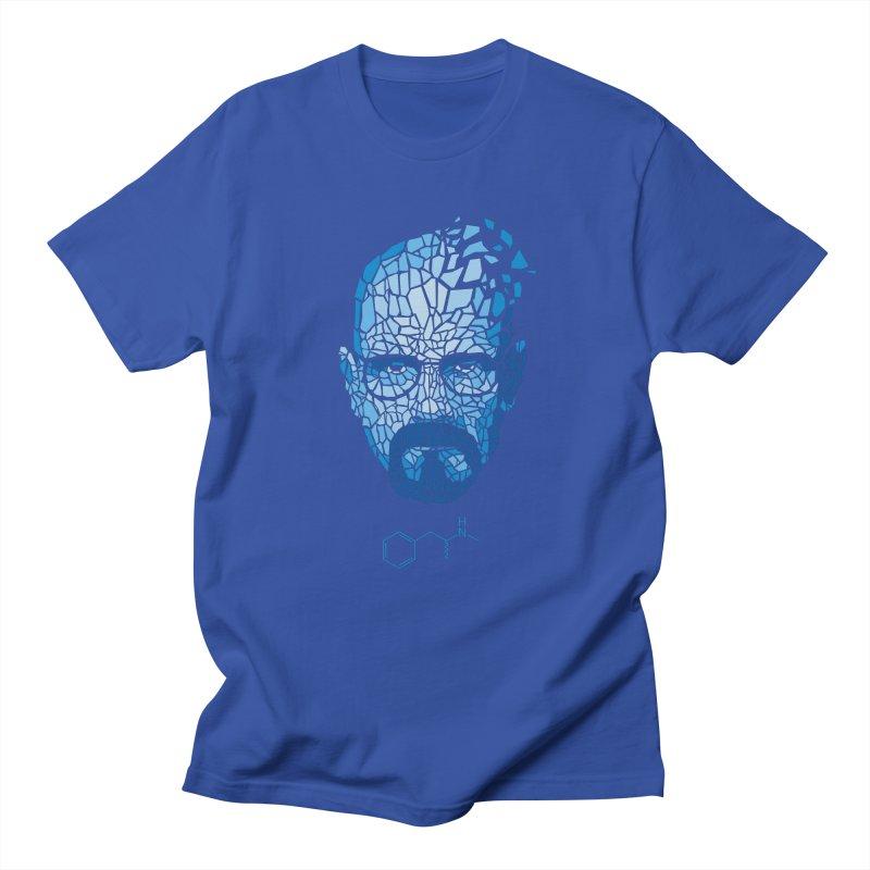 Crystal Heisenberg Men's T-Shirt by Mdk7's Artist Shop