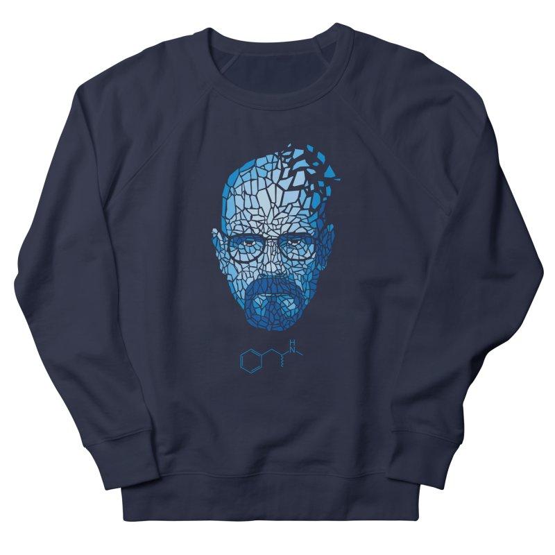 Crystal Heisenberg Women's French Terry Sweatshirt by Mdk7's Artist Shop