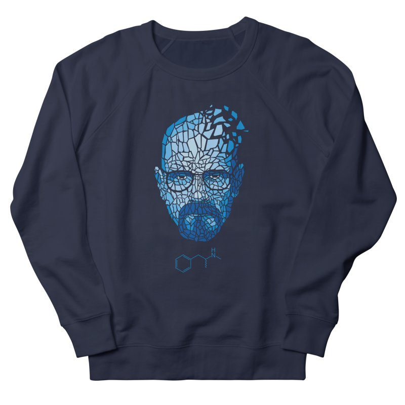 Crystal Heisenberg Men's Sweatshirt by Mdk7's Artist Shop