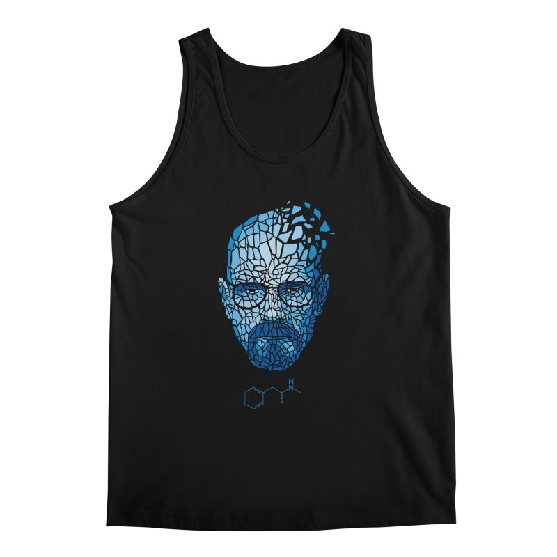 Crystal Heisenberg Men's Regular Tank by Mdk7's Artist Shop