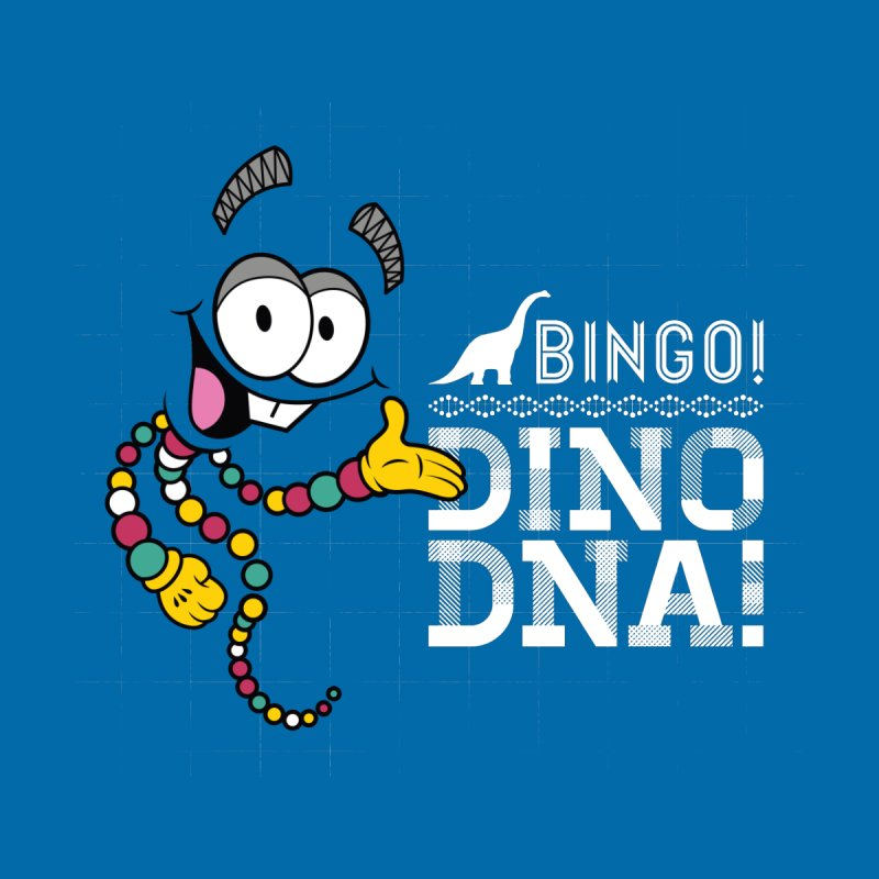 Jurassic Bingo!!! Kids T-Shirt by Mdk7's Artist Shop