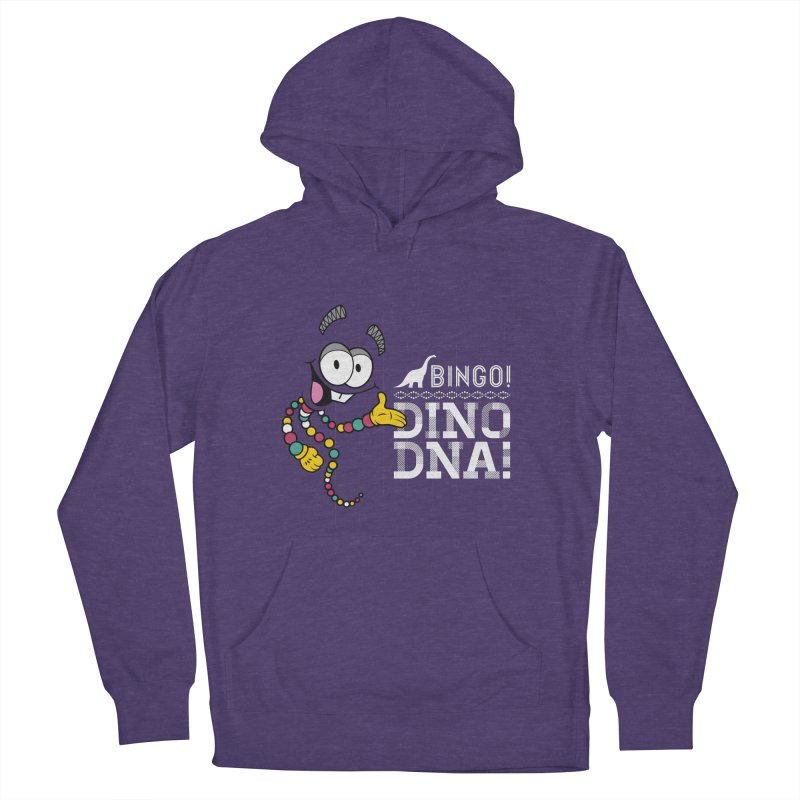 Jurassic Bingo!!! Women's French Terry Pullover Hoody by Mdk7's Artist Shop